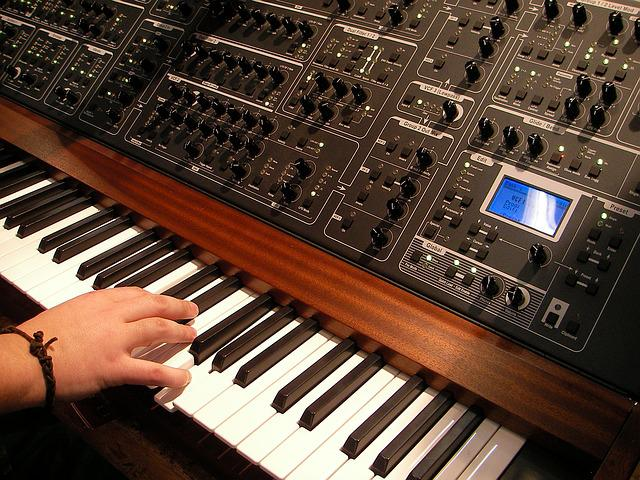 Synthesizer, Music, Musical Instrument