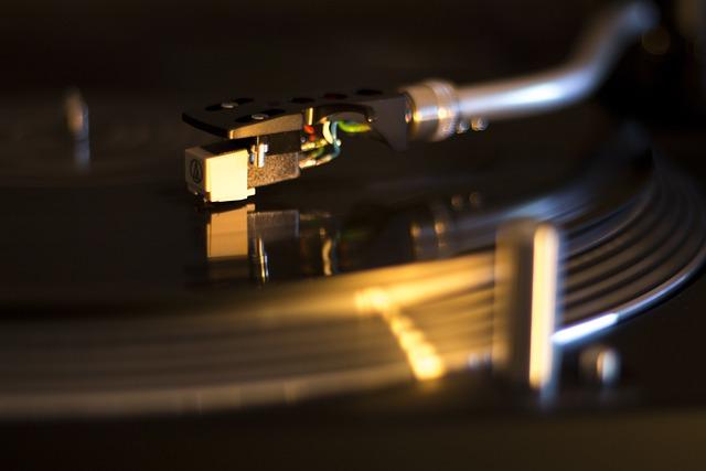 Turntable, Records, Music, Tinge, Nostalgia, Nostalgic