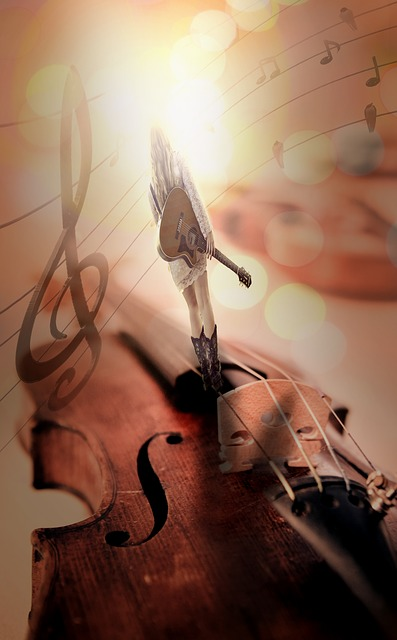Music, Guitar, Violin, Strings, Stringed Instrument