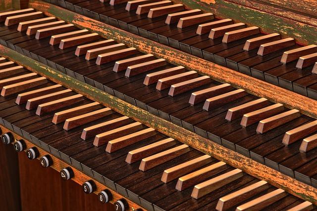 Wood, Organ, Music, Instrument, Church, Church Organ