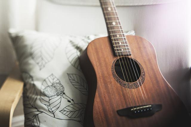 Guitar, Music, Acoustic Guitar, Musical Instrument