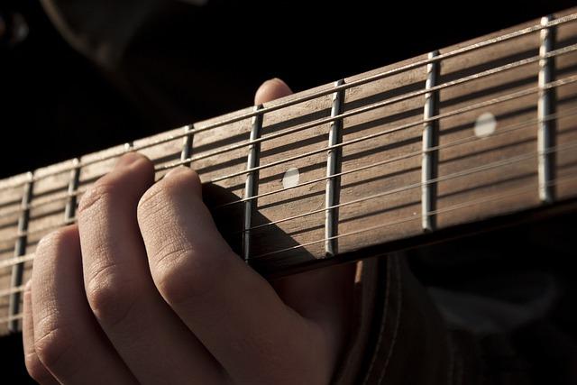 Guitar, Music, Rock, Musical Instrument, Guitarist