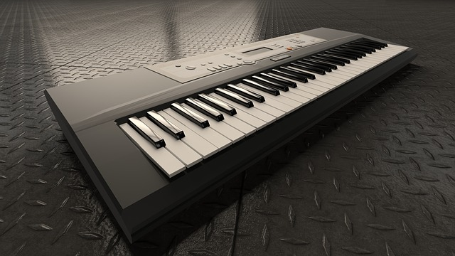 Keyboard, Keys, Input Device, Musical Instrument