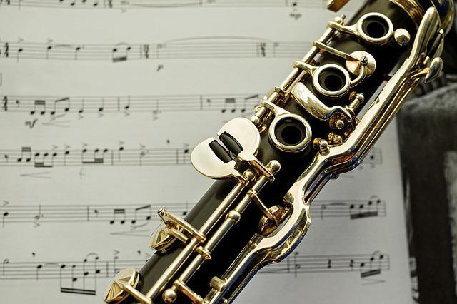 Clarinet, Musical Instrument, Woodwind, Keys, Shiny
