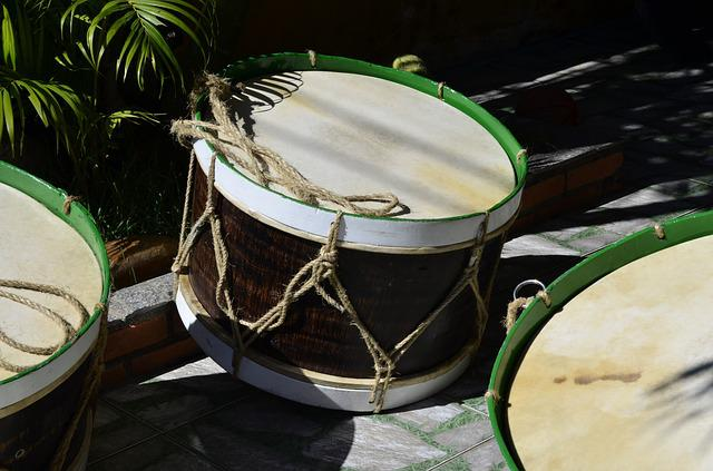 Drum, Maracatu, Musical Instrument
