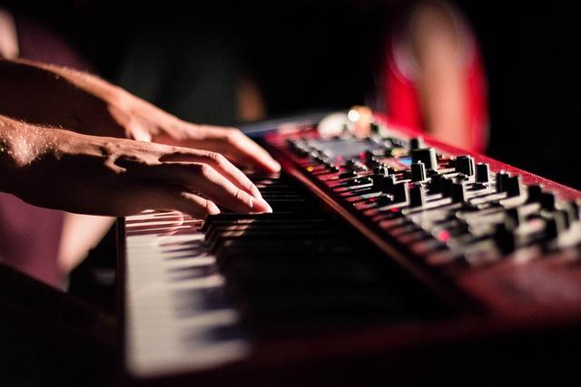 Hands, Keyboard, Music, Musical Instrument, Musician