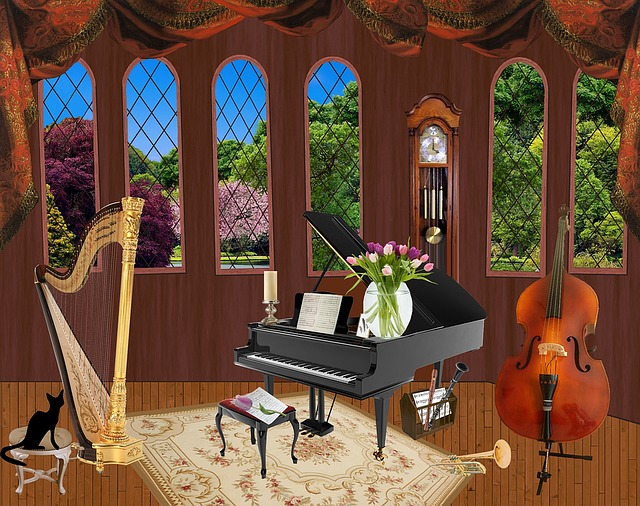 Music, Musicians, Musical Instrument, Violin, Flute