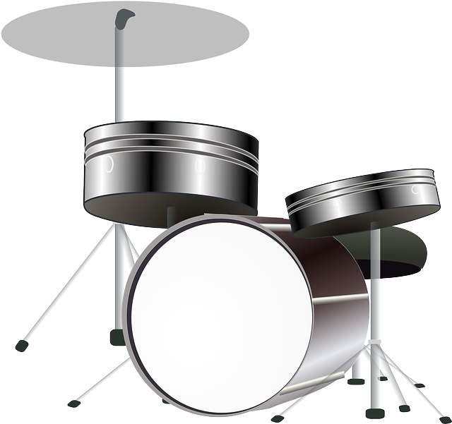 Drums, Set, Drum Set, Instruments, Musical Instruments