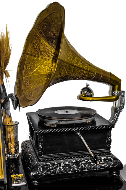 Gramophone, Music, Musical, Retro, Vintage, Record