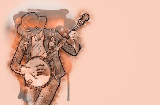 Illustration, Musician, Drawing, Festivals, Feast