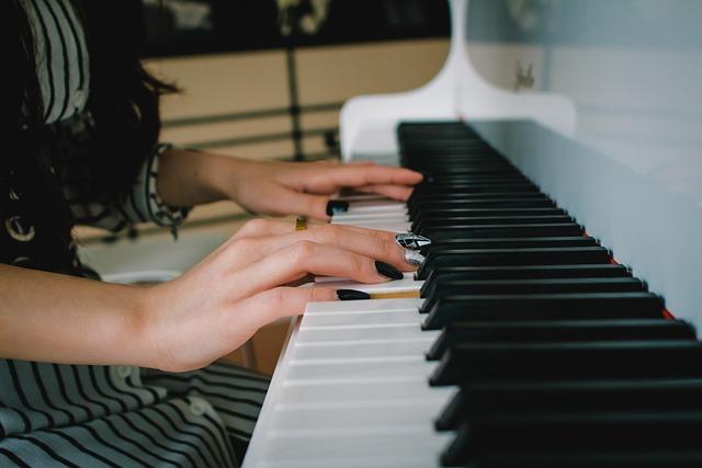 Piano, Instrument, Music, Pianist, Jazz, Musician