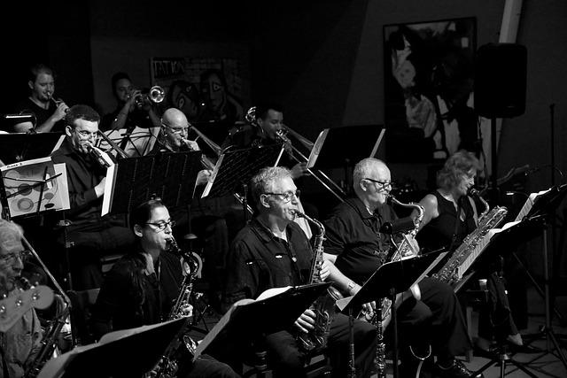 Band, Brass Band, Performance, Musicians, Musical