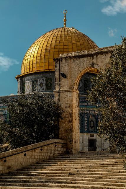 Al-aqsa, Mosque, Muslim, Jerusalem, Bayt Al-muqaddas