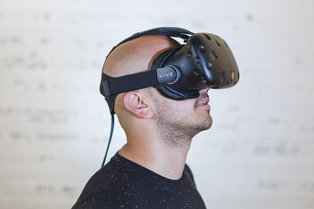 People, Man, Guy, Mustache, Virtual Reality, Vr, Video