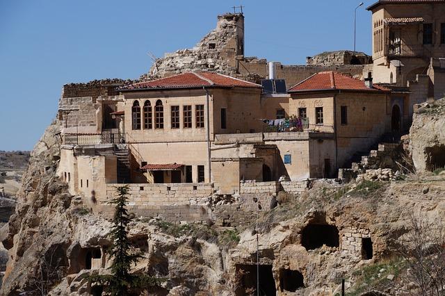 Cappadocia, Mustafapasa Homes, Urgup