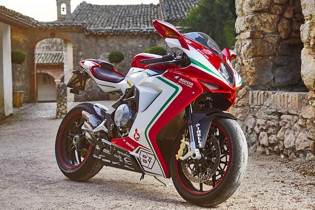 Mv, F3, Corse, Racing, Bike, Superbike