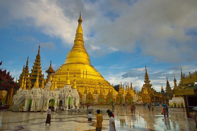Myanmar, Travel, Burma
