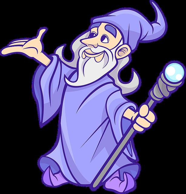 Wizard, Magic, Magician, Mystery, Trick, Magical