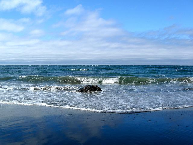 Mystic Beach, Vancouver Island, Beach, Peace, Landscape