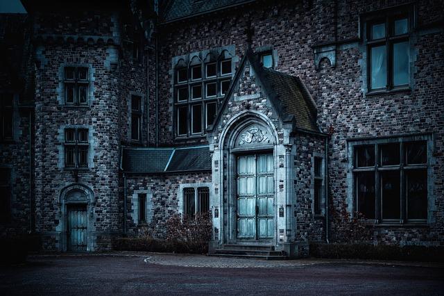 Mystical, Castle, Building, Mysterious, Night, Goal