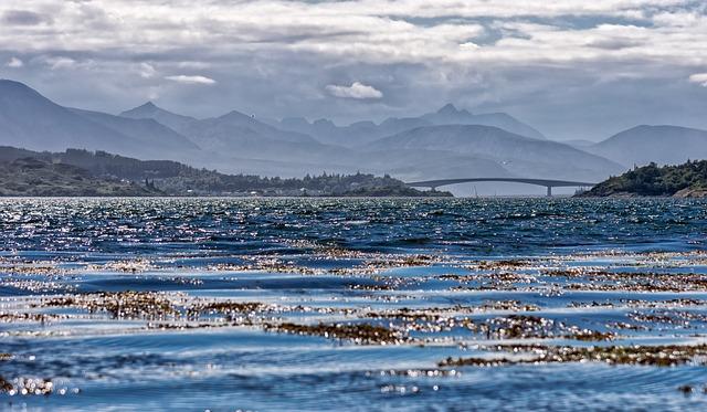 Landscape, Scotland, Highlands And Islands, Mystical
