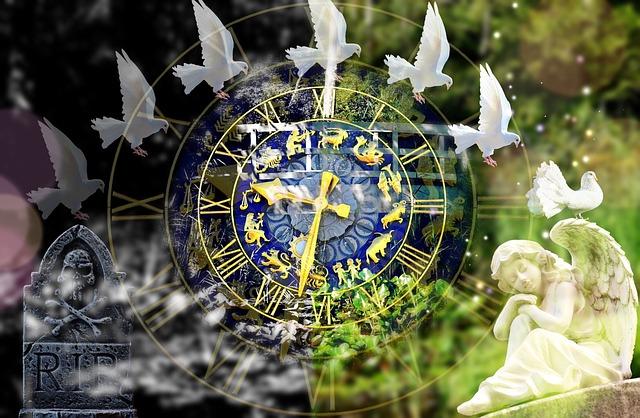 Death, Live, Transformation, Astrology, Mysticism