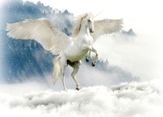 Unicorn, Mythical Creatures, Fairy Tales, Mystical