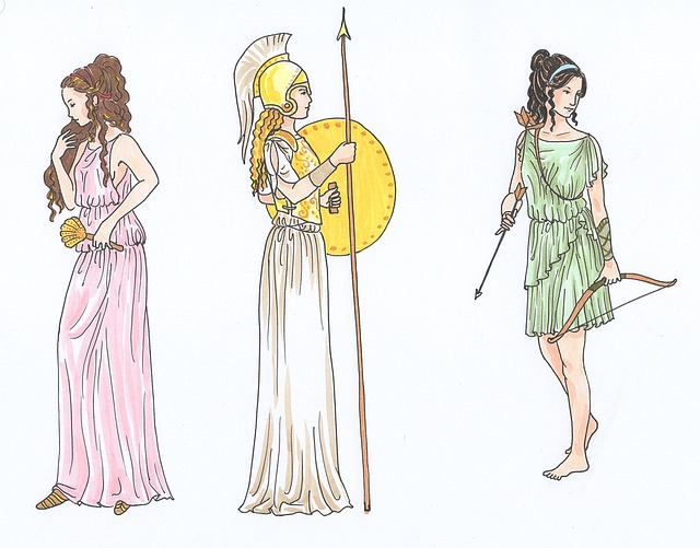 Mythology, Gods, Goddess, God, Olympus, Antiquity