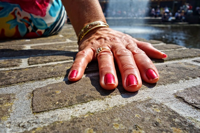 Hand, Finger, Nails, Woman, Woman's Hand, Wrist