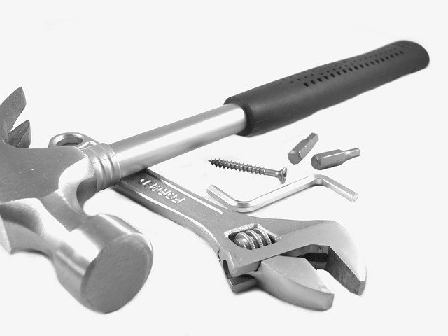 Tools, Hammer, Nail, Nails, Drill, Nut, Screw, Tool