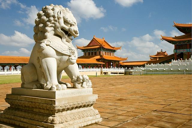 Temple, Buddhism, Religion, Worship, Nan Hua Temple