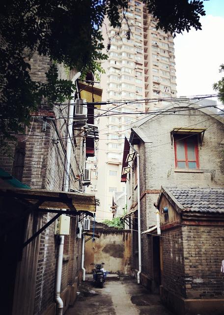 Republic Of China, Nanjing Middle Class, Housing