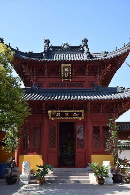 Nanshan Temple, Shanghai, Ancient