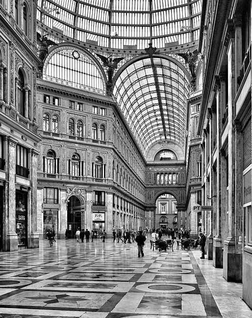 Naples, Gallery, Italy, Campaign, Prince