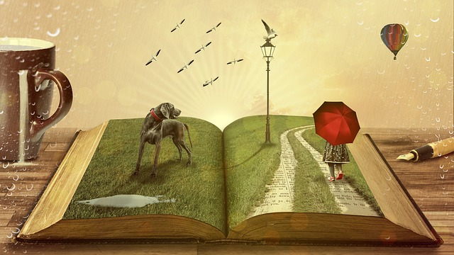 Narrative, History, Dream, Tell, Fairy Tales, Book
