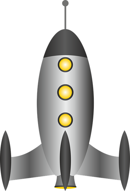 Rocket, Spaceship, Space Travel, Nasa, Cosmos, Universe