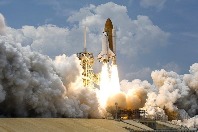 Rocket Launch, Rocket, Take Off, Nasa, Space Travel
