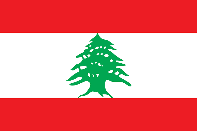 Lebanon, Flag, National Flag, Nation, Country, Ensign