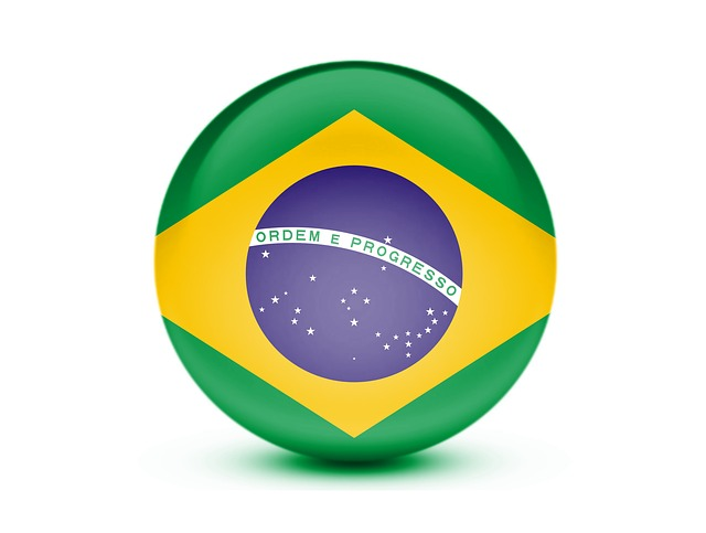 Flag, Brazil, 3d, Brazil Flag, National, Brazilian