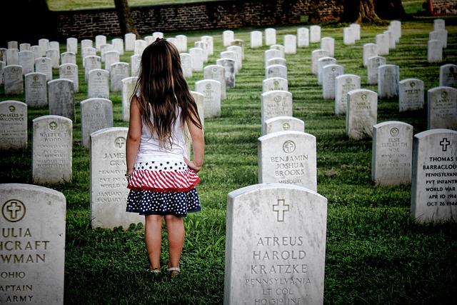 Cemetery, National Cemetery, Gettysburg, National