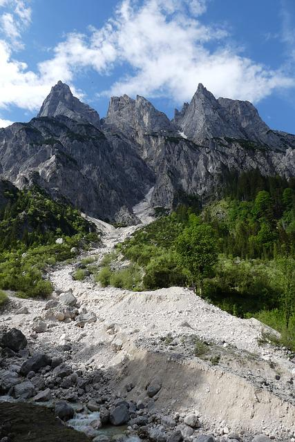 Alpine, Berchtesgaden, National Park, Massif