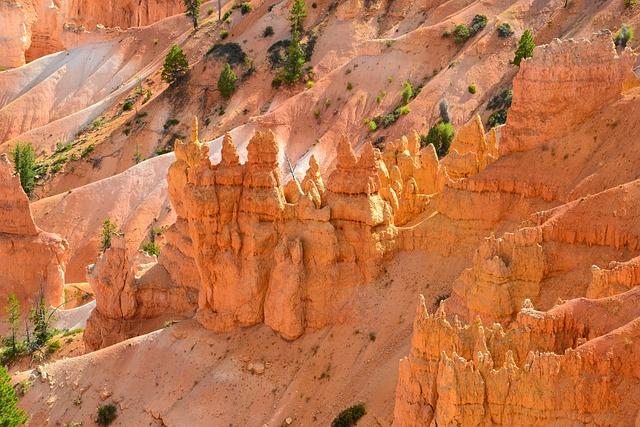 Bryce Canyon, Hoodos, Usa, National Park, America