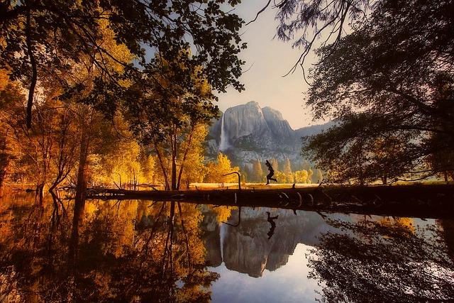 Yosemite, National Park, California, Tourism, Vacation
