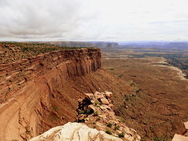 Usa, National Park, Canyon, Option, Landscape, Nature