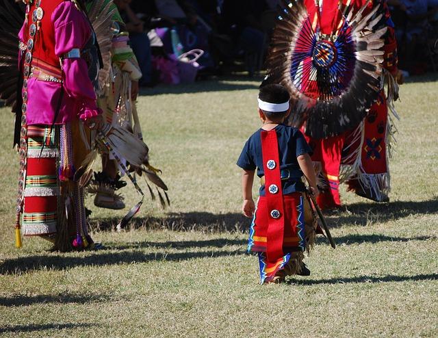 Native, American, Indians, Arizona, Warrior, Child