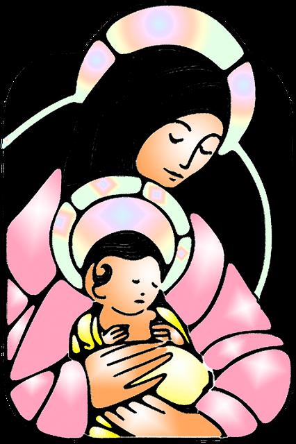 Virgin Mary, Nativity, Christmas, Christmas Night