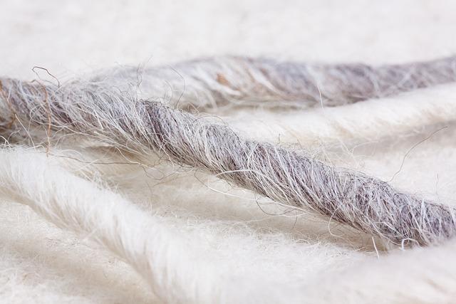 Sheep's Wool, Sheep Wool-felt, Natural Fiber
