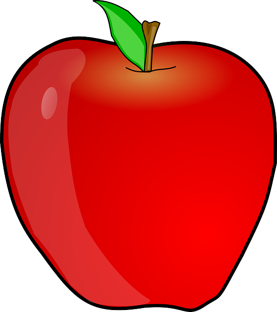 Apple, Red, Fruit, Fresh, Ripe, Juicy, Natural