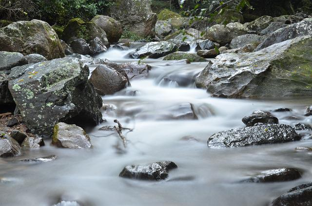 Water, River, Natural, Landscape, Outdoor, Nature