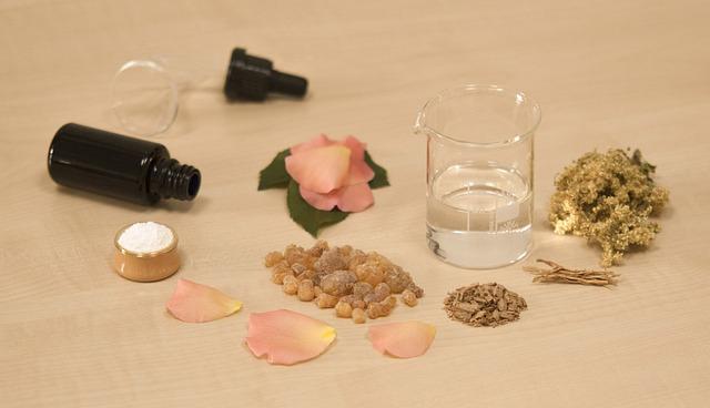 Creating Perfume, Natural Perfume, Fragrance, Beaker
